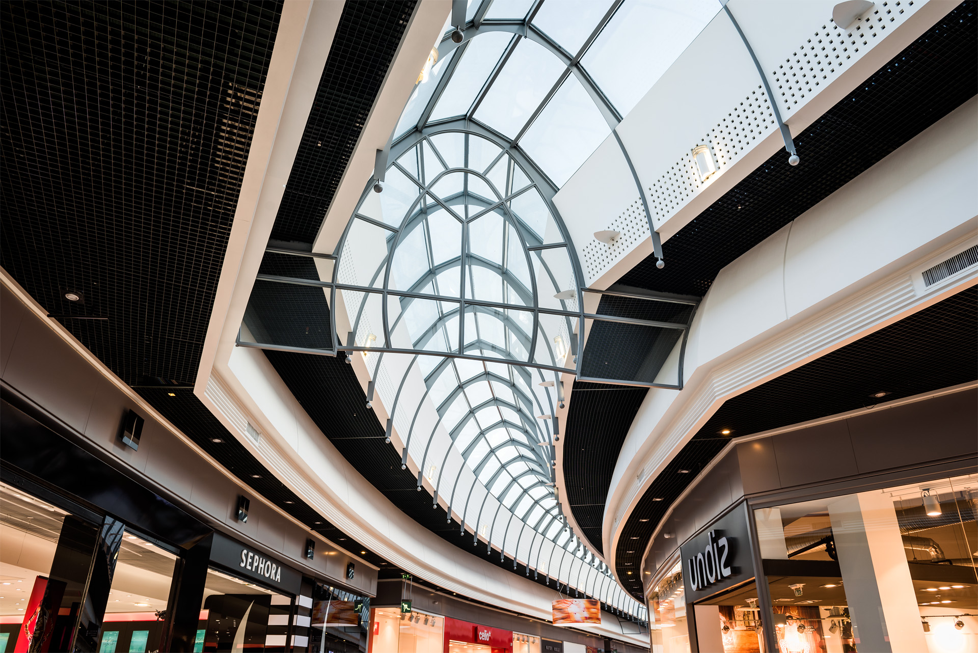 galeries commerciales